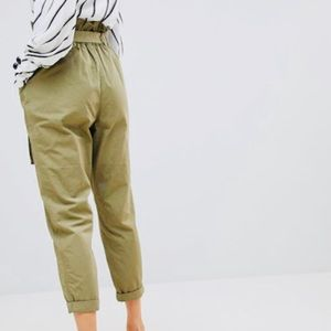 River Island Cotton Trousers